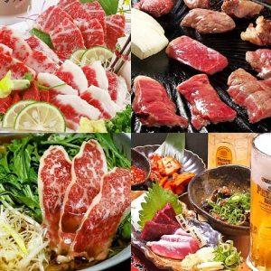 赤坂で馬肉が味わえる焼肉店【桜屋 馬力キング 赤坂店】