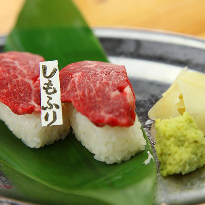 赤坂にある馬肉寿司が美味しい焼肉居酒屋【桜屋 馬力キング 赤坂店】