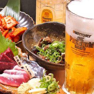 赤坂にある馬肉が美味しい焼肉店【桜屋 馬力キング 赤坂店】