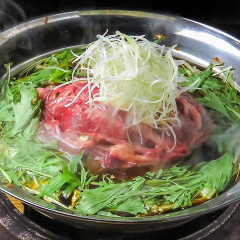 赤坂で桜鍋が味わえる居酒屋【桜屋 馬力キング 赤坂店】