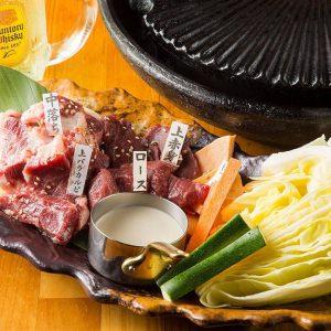 桜屋 馬力キング 赤坂店の馬肉焼肉
