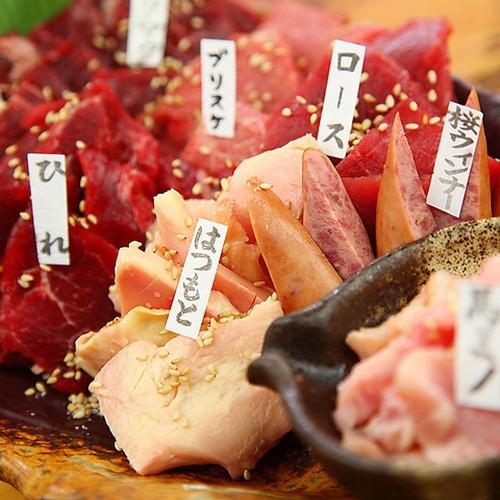 赤坂で馬肉が美味しい焼肉店【桜屋 馬力キング 赤坂店】